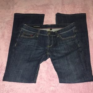 Club Monaco Low-rise Boot Cut Jeans Size 4